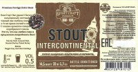 Intercontinental Stout