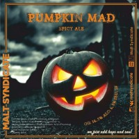 Pumpkin Mad