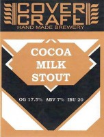 Cocoa Milk Stout