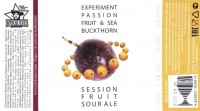 Experiment Passion Fruit & Sea Buckthorn