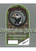 Californian Goose