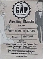 Wedding Blanche