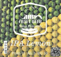 IPA Lemon