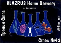 Klazrus Home Brew