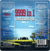 9999 in 1 west coast IPA