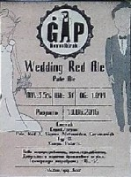Wedding Red Ale